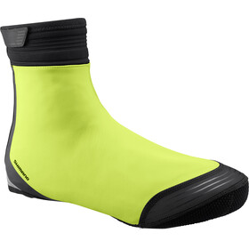 Shimano S1100R Soft Shell Shoe Cover neon yellow